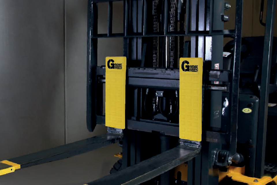 Geniegrips Forklift Safety Products
