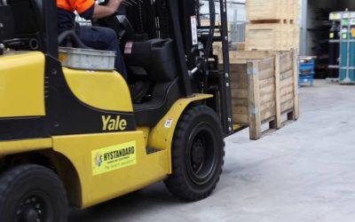 Forklift Safety Tips during Safe Work Month