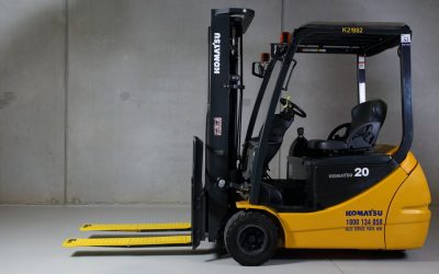 How To Properly Maintain Your Forklift