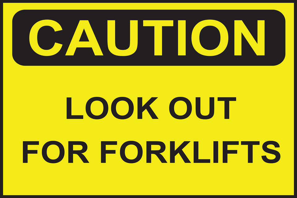 10 Forklift Accessories That Improve Workplace Safety