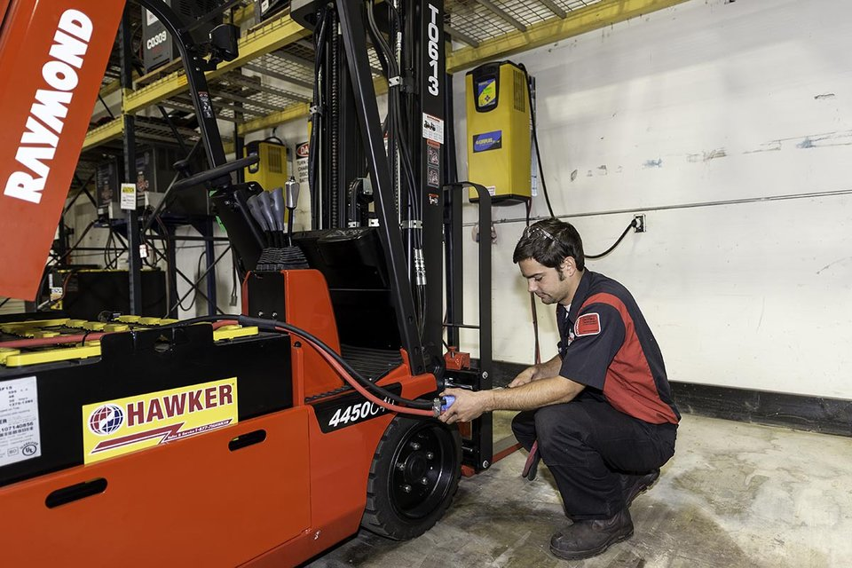 Common Forklift Problems You Can Avoid