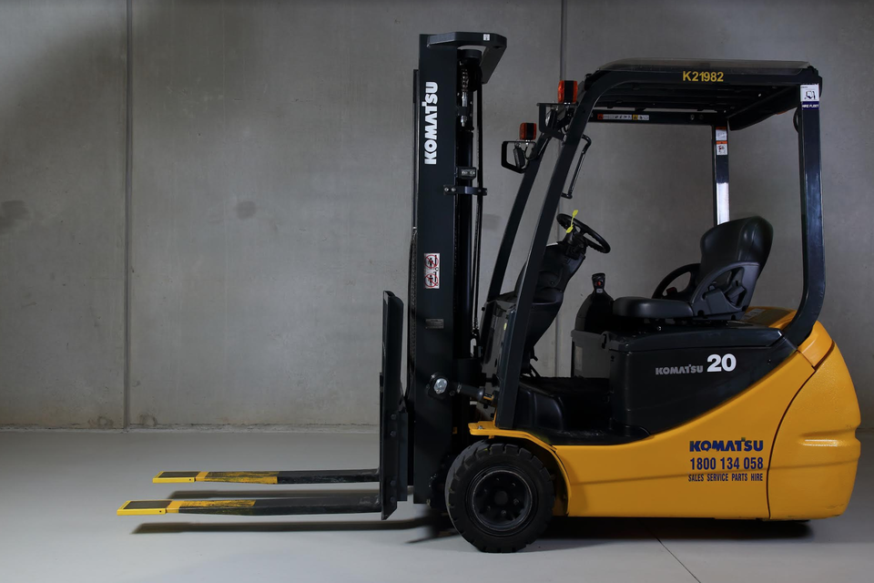 How Forklift Covers Can Improve Forklift Safety In The Workplace